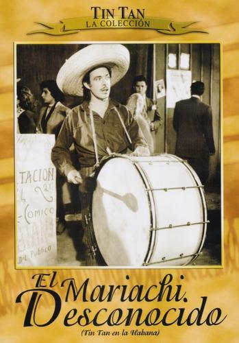 El Mariachi Desconocido Tin Tan En La Habana Pelicula Dvd