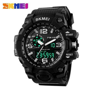 Reloj Deportivo Skmei Con Caja Metálica