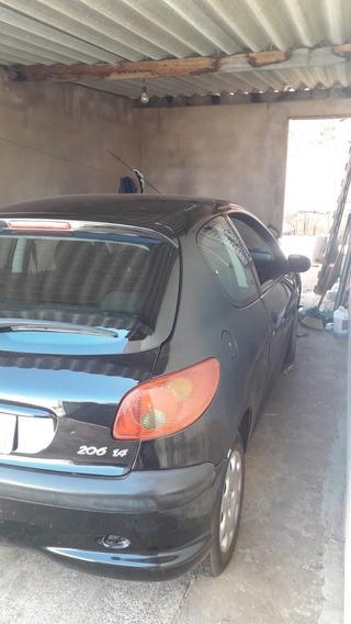 Peugeot 206 Cc 1.4.2 Porta