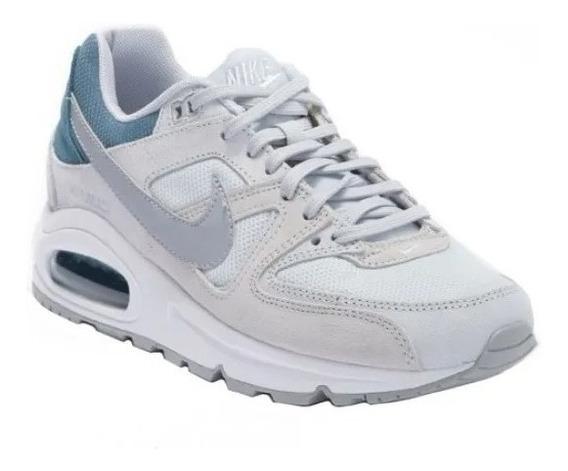 Zapatilla Nike Air Max Command Prm B Mujer 6 Cuotas