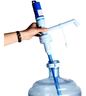 Bomba Electrica De Pilas Para Garrafon Dispensador De Agua