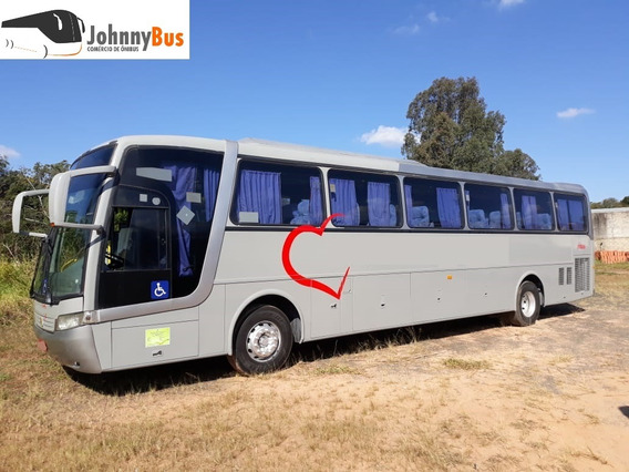 Ônibus Rodoviário Busscar Vissta Buss Ano 2005 - Johnnybus