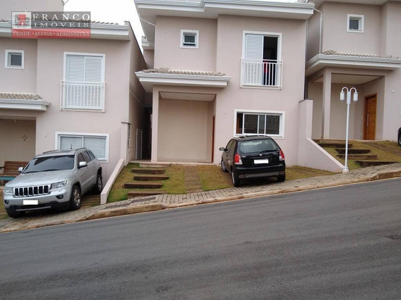 Casa Com 3 Dormitórios Para Alugar, 120 M² Por R$ 3.200/mês - Chácaras Silvania - Valinhos/sp - Ca0580
