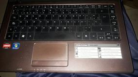 Vendo Laptop Aspire 4552... Repuestos