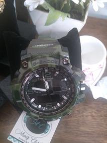 Relógio Gshock Camuflado.