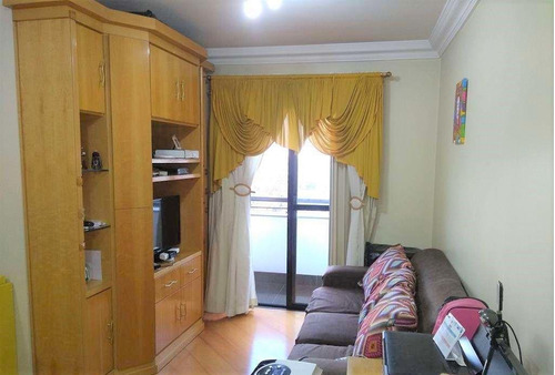 Imagem 1 de 30 de Apto Na Penha Com 2 Dorms, 1 Vaga, 55m² - Ap13459