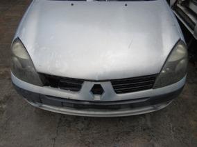 Sucata Retirada De Peças Renault Clio Sedan 2005 1.6 16v