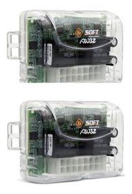 2 Módulo Central Vidro Elétrico Soft Aw32 Aw 32 Aw22 Aw22rd