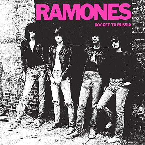 Ramones Rocket To Russia With Lp Anniversary Edition Del Cd