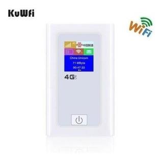Router De Wifi De Hotspot Móvil Potencia Banco Lte 5200-8334