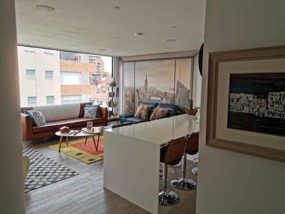 Zmh-1246 Apartamento En Venta, Santa Paula