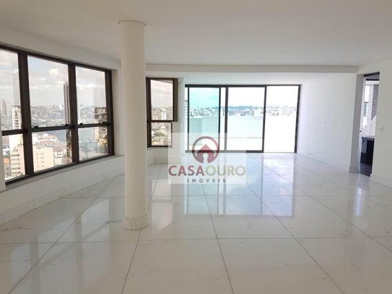 Cobertura Residencial À Venda, Gutierrez, Belo Horizonte. - Co0140