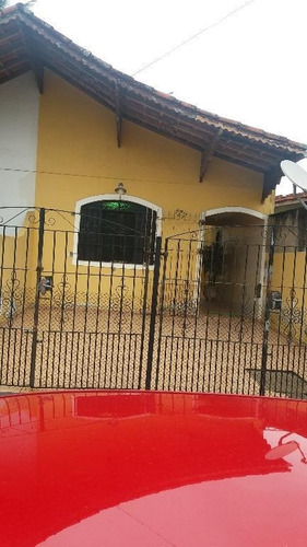 Casa Com 3 Dormitórios À Venda, 102 M² Por R$ 380.000,00 - Maracanã - Praia Grande/sp - Ca0757