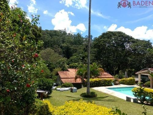 Imagem 1 de 21 de Chacara Em Itatiba - Ch00064