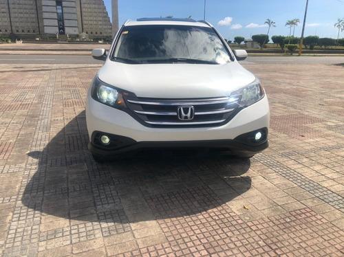 Honda Cr-v Ex 2012 Financiamiento  Disponible