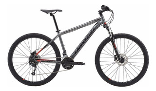 Bicicleta Mountain Bike Cannondale Catalyst 2 Gris Talle L