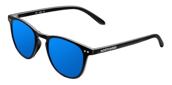 Gafas Northweek Wall Matte Black- Blue Hombre Mujer