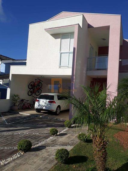 Sobrado De Condomínio Com 3 Dorms, Cidade Parquelandia, Mogi Das Cruzes - R$ 790 Mil, Cod: 1633 - V1633