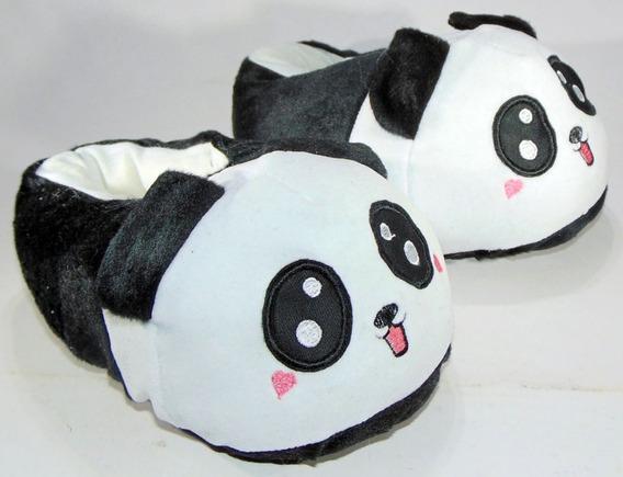 Pantuflas Panda Maskotas Art 204 27/40 Divertidas !!!