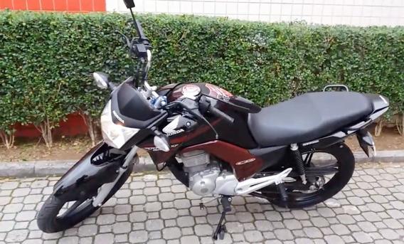 Honda Cg 150 Titan Ex Preto