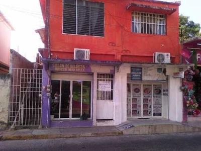 Se Vende Casa Con Locales En Minatitlan