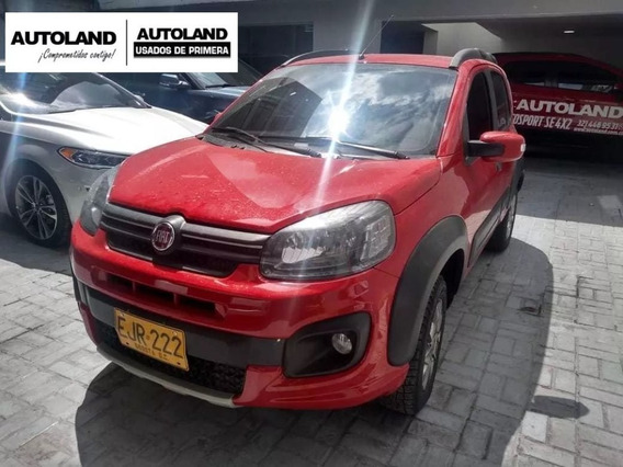 Fiat Uno Way 2018 Mt