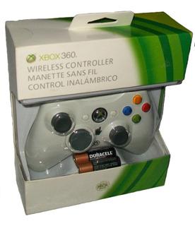 Control De Xbox 360 Inalambrico