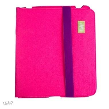 Capa Para Tablet Feltro - Pink