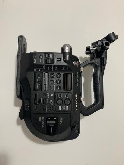 Camera Sony Pxw-fs7m2 C/ Case Rigido +3 Bat. +2 Cards64gb