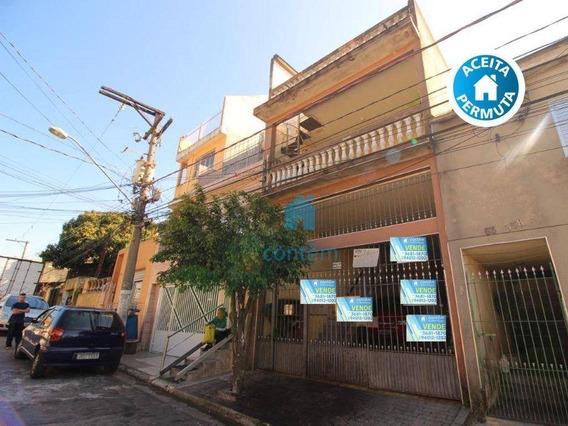 Ca0087- Casa À Venda, 195 M² Por R$ 320.000,00 - Bandeiras - Osasco/sp - Ca0087