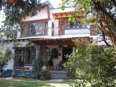 Encantadora Casa En Venta La Rica Ecologico K1061