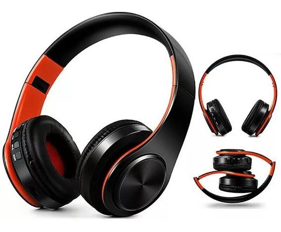 Fone Microphone De Ouvido Nby Sem Fio, Bluetooth - Portável