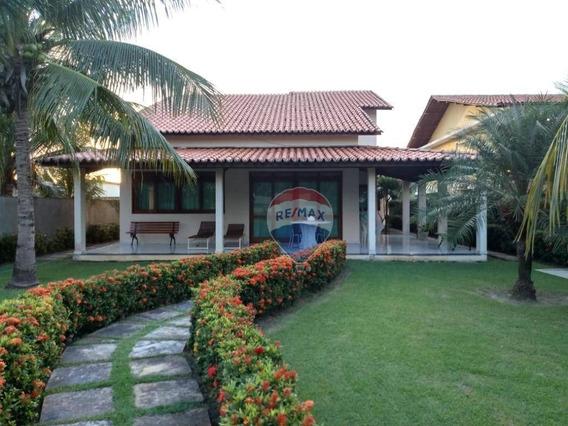 Casa A Venda Em Tamandaré 284 M² Por R$ 800.000 - Ca0099