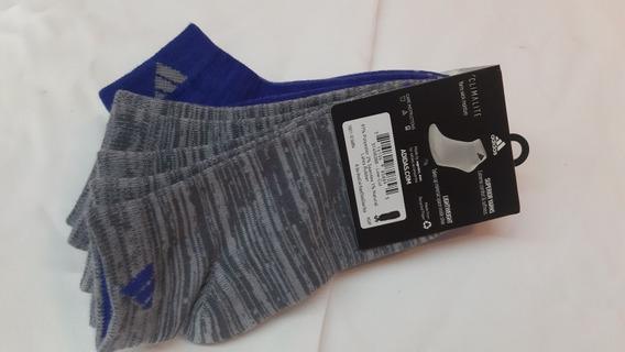 6 Pares De Calcetines / Tines adidas Talla 23cm A 25cm