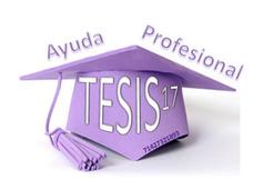 Asesoría Y Consultoria En Tesis