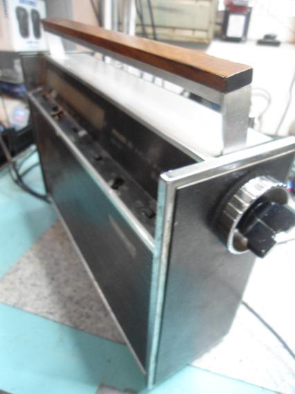 Rádio Philco Ford Transglobe Funcionando