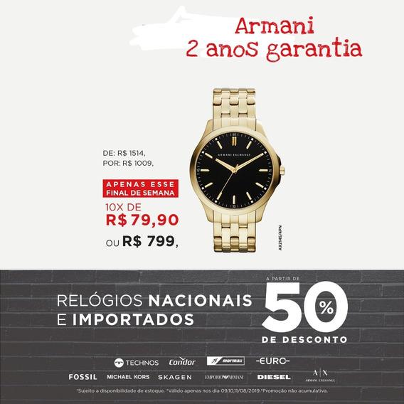 Relógio Aramani Masculino Original