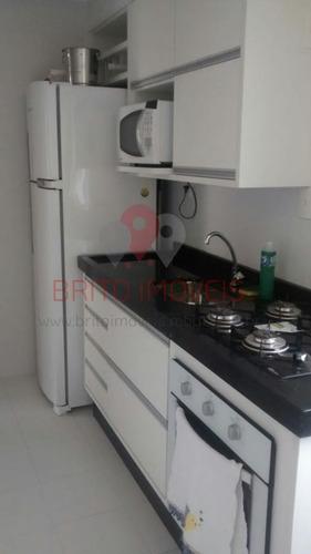 Apartamento Para Locação Em Mogi Das Cruzes, Mogi Moderno, 2 Dormitórios, 1 Banheiro, 1 Vaga - 546_1-1733667