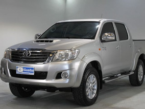 Toyota Hilux Sr 4x4 Cabine Dupla 3.0 Turbo Intercoo..neo5391