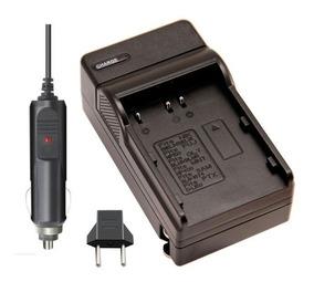 Carregador P/ Nikon En-el3 En-el3+ D80 D90 D200 D300 D700