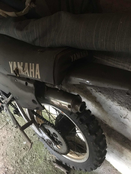 Yamaha Dt 180/200