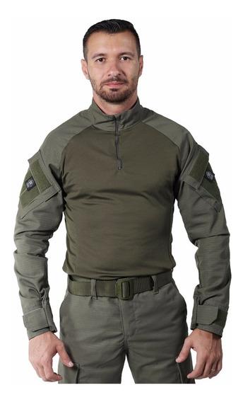 Combat Shirt Treme Terra Verde