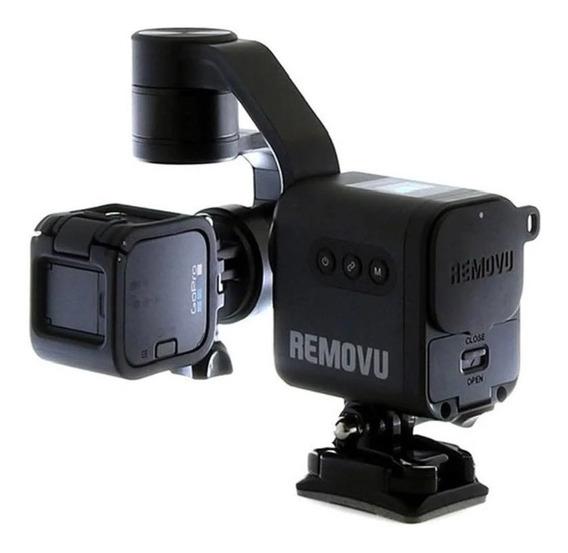 Estabilizador Câmeras Gopro Gimbal Rms1h5 Removu