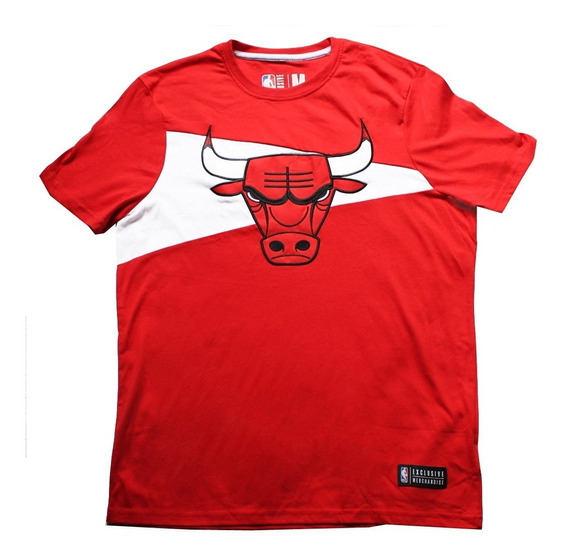 Remera Original Chicago Bulls Nba Talle L
