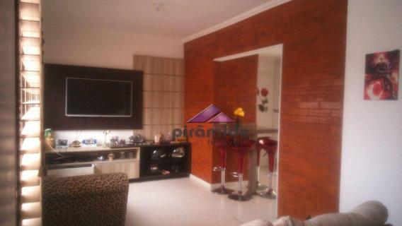 Casa Residencial À Venda, Jardim Santa Júlia, São José Dos Campos. - Ca3232