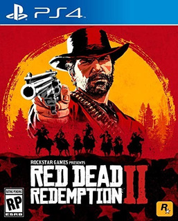 Red Dead Redemption 2 Ps4 Digital En Español