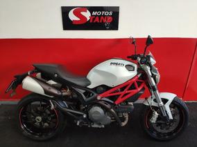 Ducati Monster 796 Abs 2013 Branca Branco