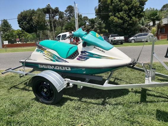 Moto De Agua Sea Doo Spx 750