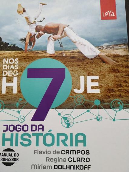 História Nos Dias De Hoje Vol.7 ( Do Professor)