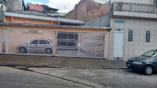 Casa Residencial À Venda, Vila Nova York, São Paulo - Ca2518. - Ca2518